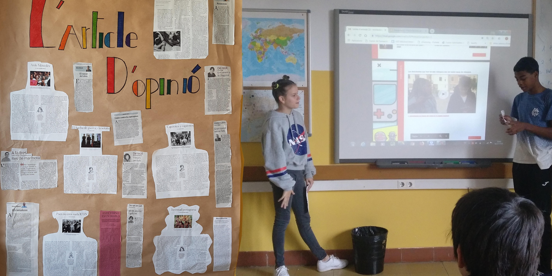 <p>La actividad forma parte del proyecto RAVALSTEAM, una colaboración entre la Unidad María de MaeztuDTIC de la Universitat Pompeu Fabra y el Ayuntamiento de Barcelona.El proyecto RAVALSTEAM se ha puesto en marcha para apoyar la labor docente de los profesores que trabajan en la promoción del interés por actividades de [&hellip;]</p>