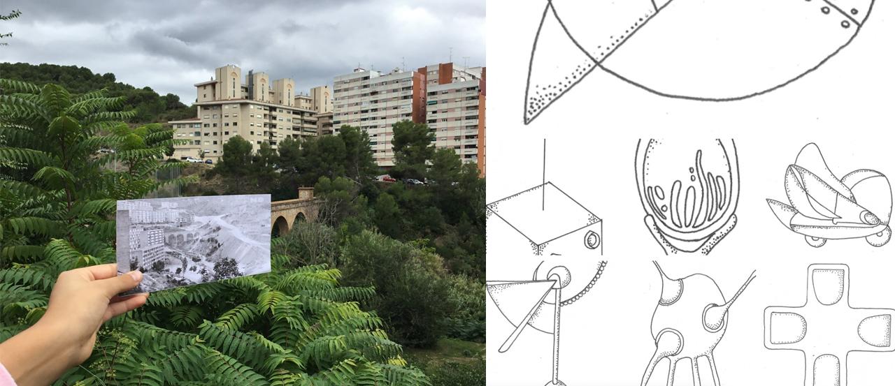 Escuela Ferrer i Guardia: proyecto escolar «Mapes de llocs que encara no existeixen»