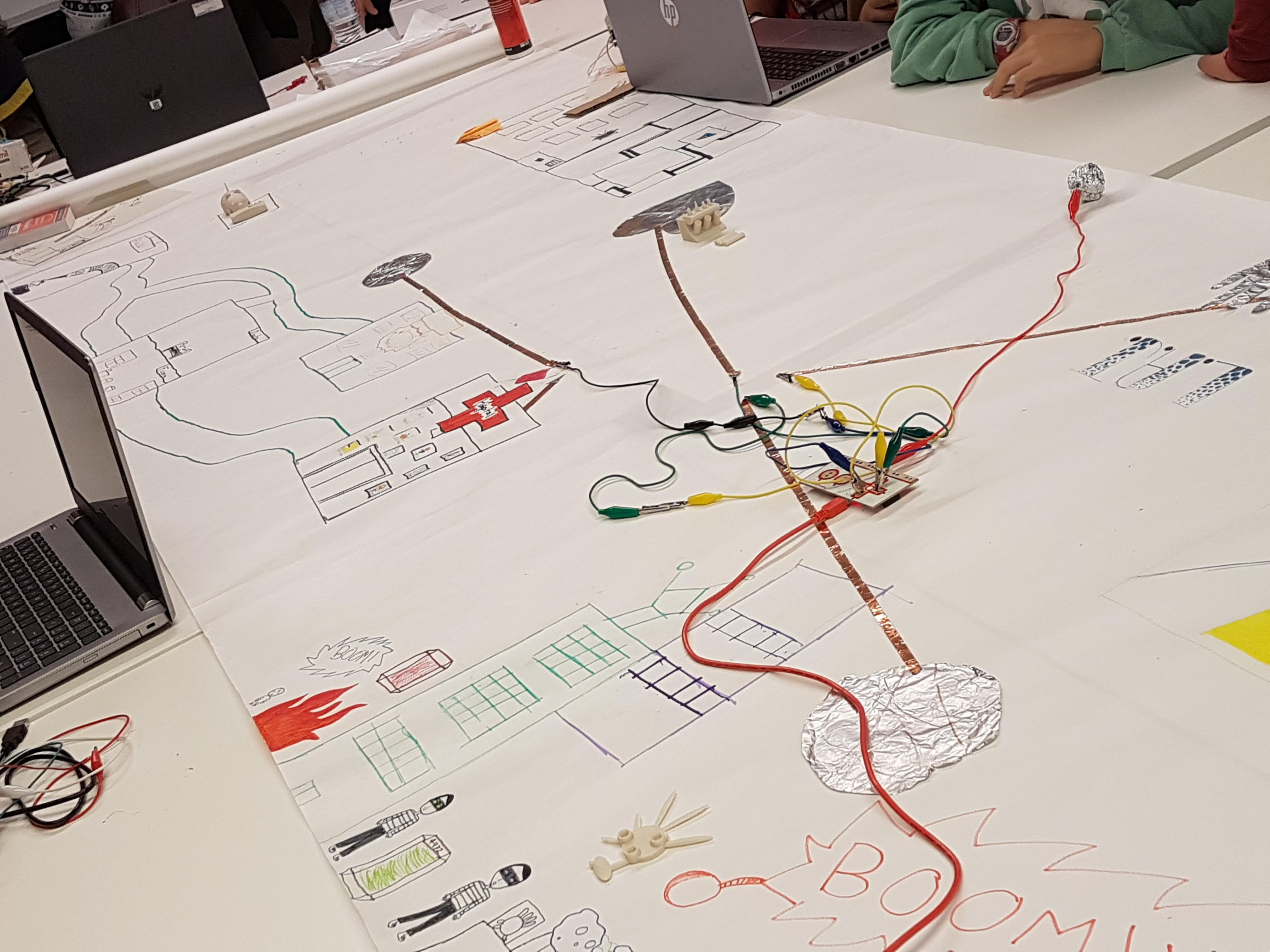 Biblioteca Ignasi Iglesias: Extra-escolar «Todo es un Robot»